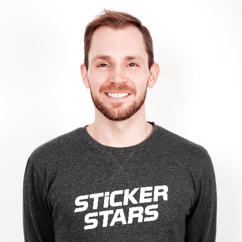Michael Janek, Stickerstars